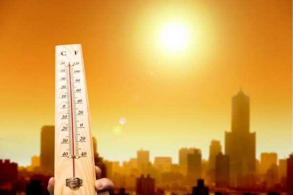 کراچی میں سال کا سب سے گرم ترین دن