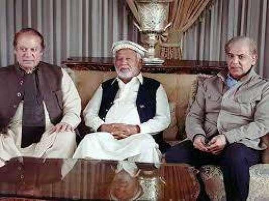 لودھراں میں علی ترین کو بد ترین شکست دینے والے پیر اقبال شاہ نے ن لیگ ..