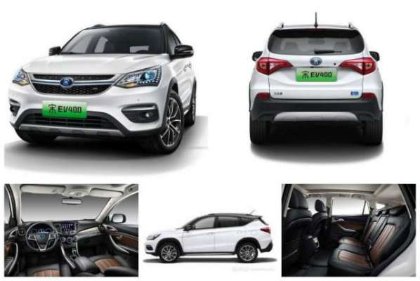 چینی کارساز کمپنی بی وائی ڈی نے جدید طرز کی گاڑیاں متعارف کر ادی