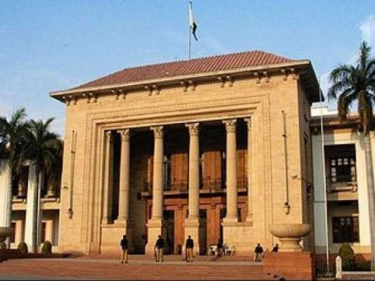 پی ٹی آئی کی سفارتکاروں پرپابندی کیخلاف پنجاب اسمبلی میں مذمتی قرارداد