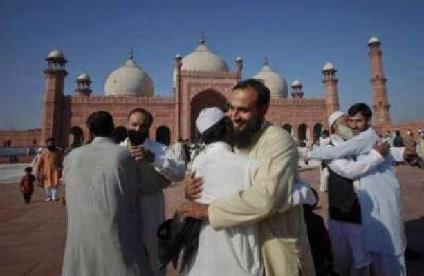 حکومت پنجاب نے عید پر چار چھٹیوں کا نوٹیفیکیشن جاری کر دیا
