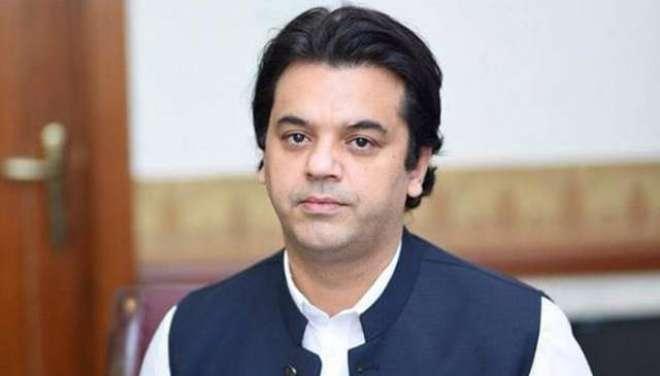 معاون خصوصی عثمان ڈار کی چیف آرگنائزر پاکستان تحریک انصاف سیف اللہ ..