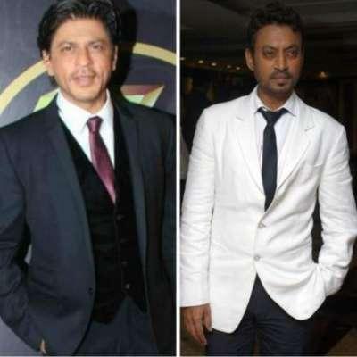 شاہ رخ خان کی جانب سے عرفان خان کے لئے کسی قسم کی مدد نہیں کی گئی، ترجمان