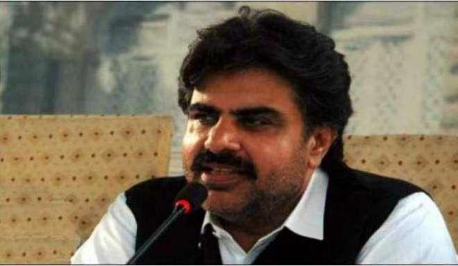 احتساب اور نیب پاکستان پیپلزپارٹی کے لئے نئی بات نہیں ہے، سید ناصر ..
