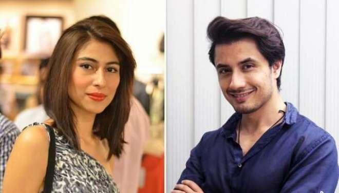 سیشن عدالت نے اداکار علی ظفر کی میشا شفیع کے خلاف ہرجانہ کیس کی سماعت ..