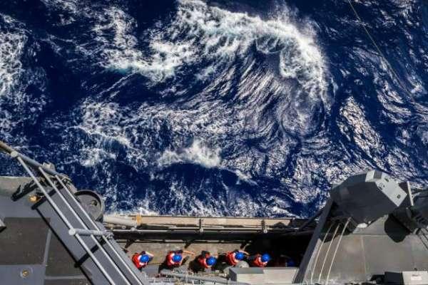 امریکا جنوبی بحیرہ چین کے جزیروں کی بحری حدودکی خلاف ورزی سے بازرہے-چینی ..