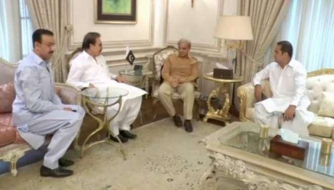 سابق رکن صوبائی اسمبلی الیاس خان ساتھیوں سمیت دوبارہ مسلم لیگ (ن)میں ..