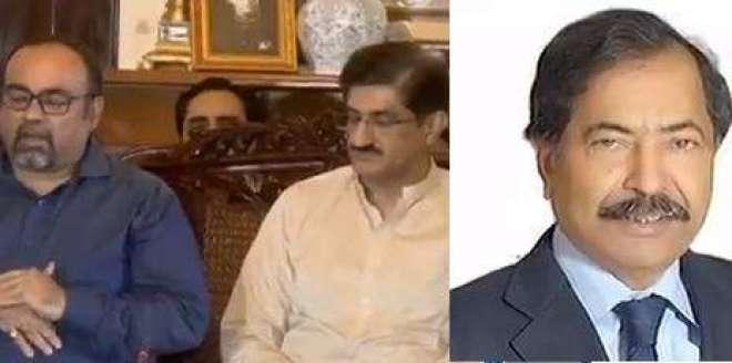 سندھ میں نگران وزیر اعلیٰ کا فیصلہ ہو گیا