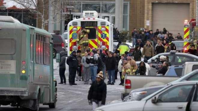 امریکہ میں نیشنل سیکیورٹی ہیڈکوارٹر کے باہر فائرنگ، متعدد امریکی شہری ..