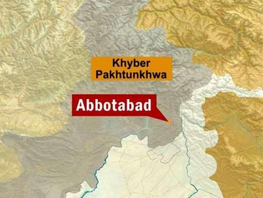 ایبٹ آباد میں پٹرول پمپ پر ڈرموں میں پٹرول ڈالنے کے باعث آگ بھڑکنے سے ..