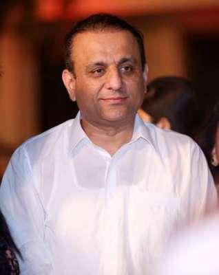 پاکستان تحریک انصاف کے رہنما رضوان اسلم بٹ کی سنیئر صو بائی وزیر بلد ..