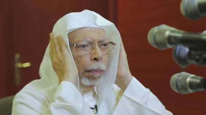 شیخ علی احمد الملا،گزشتہ 40سال سے چلے آرہے مسجد الحرام کے موذن