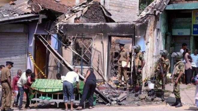 سری لنکا بم دھماکے، پاکستانیوں سمیت مصری باشندہ تفتیش کیلئے گرفتار