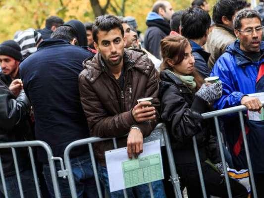 مہاجر بحران، جرمنی دوراہے پرکھڑا ہے، مارکوس زوئڈر