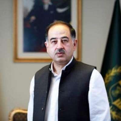 حکومت نے علیمہ خان کو کوئی این آر او نہیں دیا، افتخار درانی