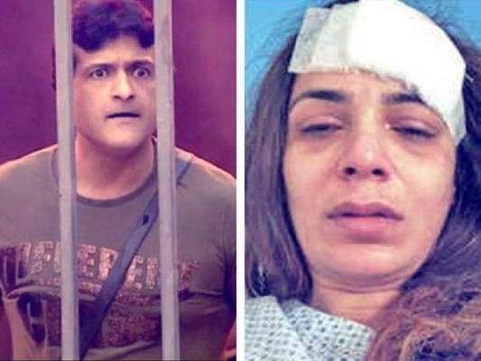 بگ باس سے شہرت پانے والے اداکار ارمان کوہلی اپنی دوست پر تشدد کے الزام ..