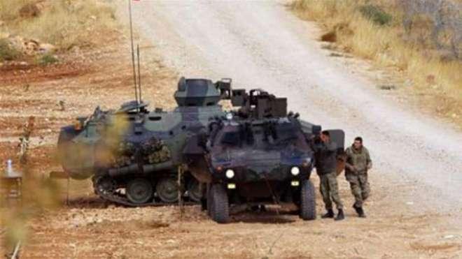 ترک فوج کی شمالی عراق میں گولہ باری سے 10 کرد جنگجو ہلاک