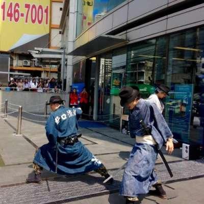 جاپان کے  کوڑا چننے والے انوکھے سمورائی