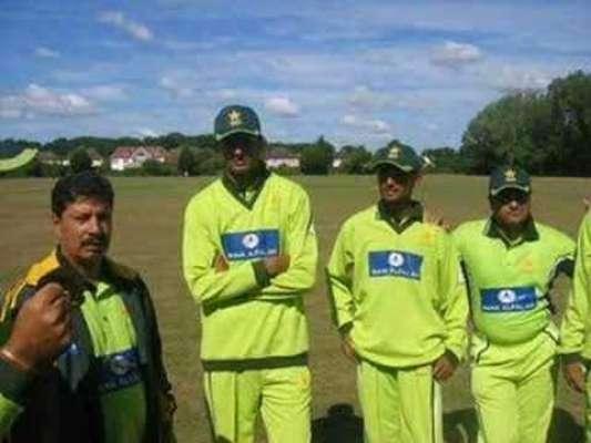 پاکستان ڈیف ٹیم نے سہ فریقی ٹی ٹوئنٹی سیریز کے افتتاحی میچ میں بنگلہ ..