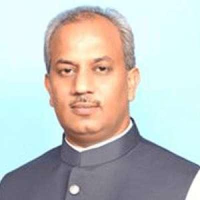 ن لیگی ایم پی اے اصغر منڈا کا مسلم لیگ ن کوخیرباد کہنے کا اعلان