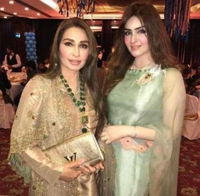 ادکارہ ریما خان کے بعد ان کی خوبصورت بہن نے بھی زبردست سرپرائز دے دیا