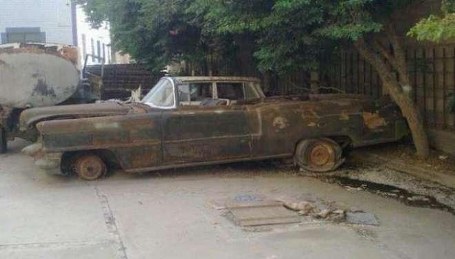 فاطمہ جناح کی گاڑی کی قسمت جاگ اٹھی