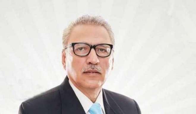 صدر مملکت ڈاکٹر عارف علوی نے پیر کو ملک گیر پولیو ویکسینیش مہم کا افتتاح ..