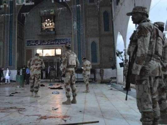 سندھ حکومت کا سیہون بم دھماکا کیس فوجی عدالت میں چلانے کا فیصلہ