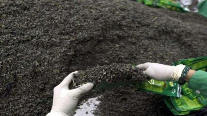 چائے کی درآمداتمیں دس ماہ کے دوران 9.04 فیصداضافہ