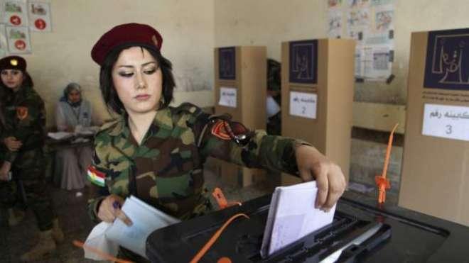عراقی انتخابات میں ایرانی حمایت یافتہ گروپ و برسوں بعد اپ سیٹ شکست