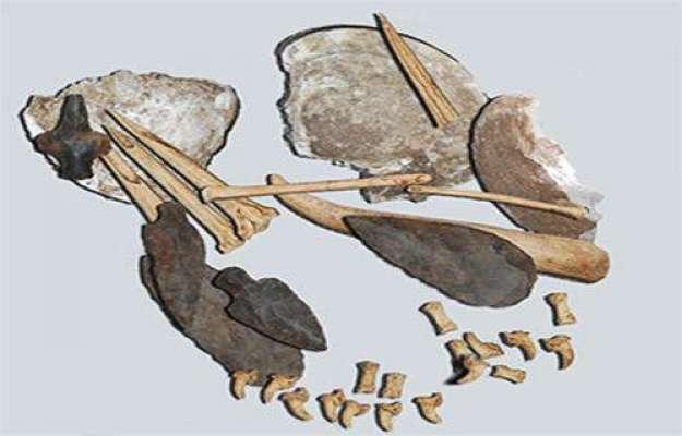 قدیم قبرستان سے دنیا کی سب سے پرانی ٹیٹو کٹ برآمد