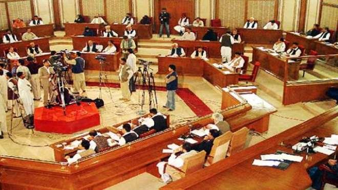 صوبائی اسمبلی اجلاس، اپوزیشن کے سوالات موخرکرنے پر حزب اختلاف کی جماعتوں ..