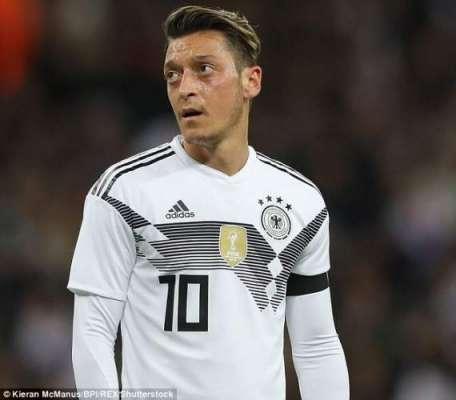 جرمن فٹبالر نے میچ کے دوران رزق کی عزت کی بہترین مثال قائم کردی