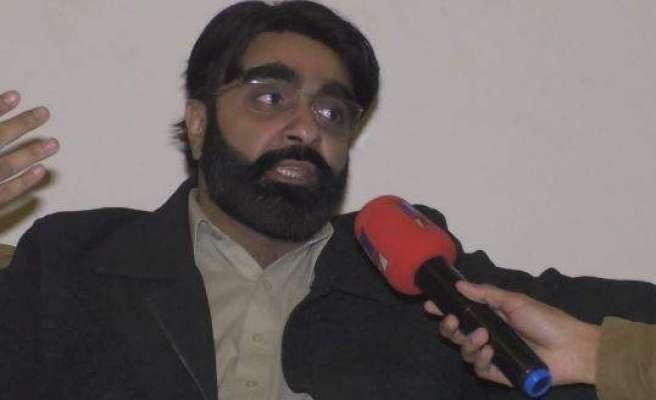 پیر آف سیال شریف نے تحریک انصاف کی حمایت کا اعلان کر دیا