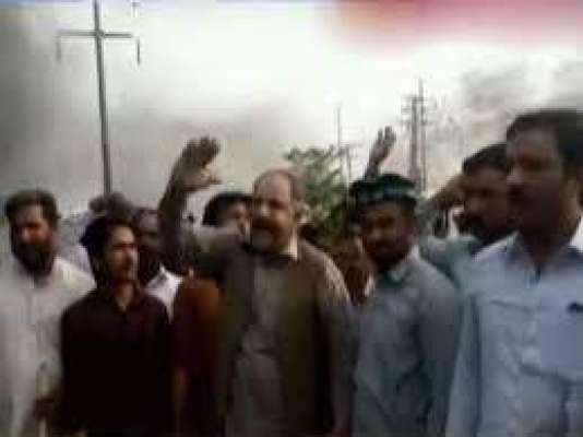 لاہور،قصور میں عدلیہ مخالف ریلی اور توہین عدالت کے معاملہ پر ملزم ناصر ..