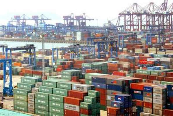 اپریل میں چین کی برآمدات میں 12.9فیصداضافہ
