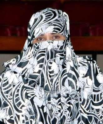قرآن و سنت کے تحت قانون سازی کے ذریعے ہی جرائم کا سدباب ممکن ہے، نعیمہ ..