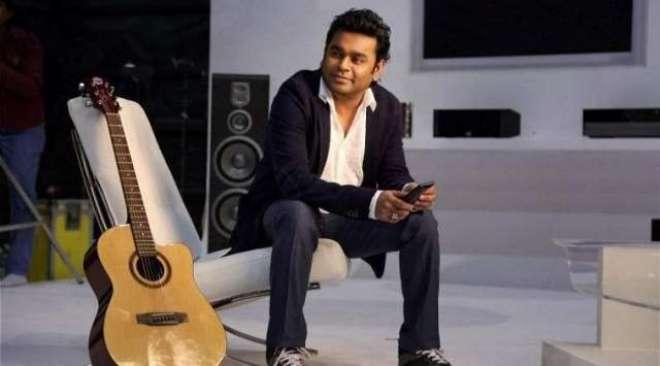 ویپن انیجا اور اے آر رحمان نئی تامل فلم کے میوزک پر مل کر کام کریں گے