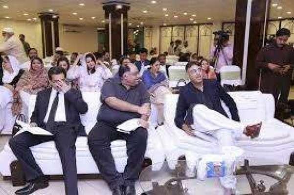 آل کراچی تاجر اتحاد کا وفد سندھ تاجر کنونشن میں شرکت کیلئے سکھر روانہ ..