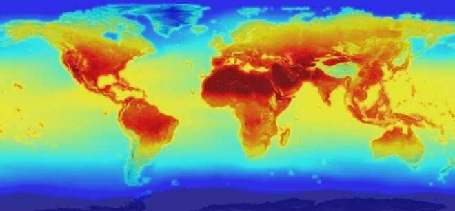 ماحولیاتی تبدیلیاں کئی ہزار سالہ انسانی تاریخ کا سب سے بڑا خطرہ