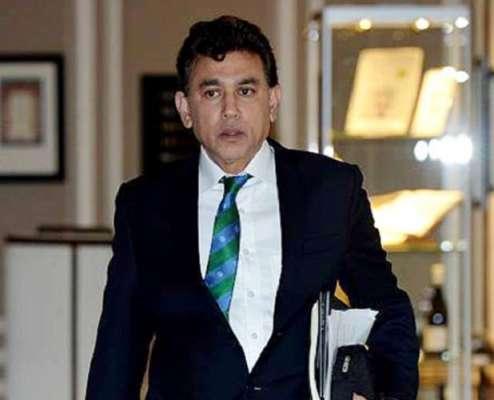 زمبابوے کرکٹ کے پاکستانی نژاد منیجنگ ڈائریکٹر فیصل حسنین مستعفی