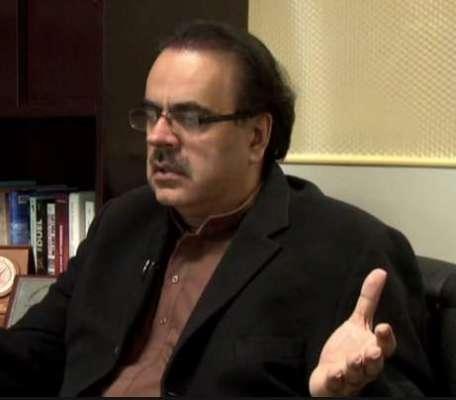 ڈاکٹر شاہد مسعود کو گرفتار کرنے کا حکم