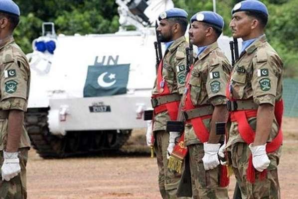 خصوصی تربیت پر سعودی عرب میں موجود پاک فوج کا لانس نائیک شہید