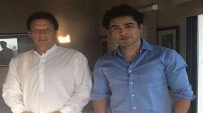 ْمعروف گلوکار شہزاد رائے کی عمران خان سے ملاقات، انتخابات میں کامیابی ..