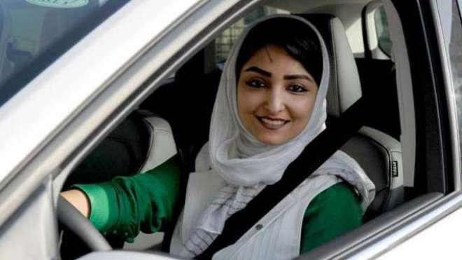 جدہ:سعودی خواتین کا تاریخ ساز قدم