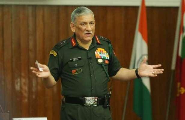 'تعریف وہ جو دشمن کرے' بھارتی افواج کے چیف آف ڈیفنس سٹاف پاک بحریہ ..
