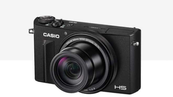 جاپانی ادارہ کیسیو کا ڈیجیٹل کیمرے بنانے کا کاروبار بند کرنے کا اعلان
