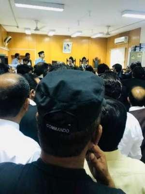 نواز شریف ،مریم نواز اور کیپٹن (ر) صفدرکی سزا معطل ، رہائی کا حکم جاری ..