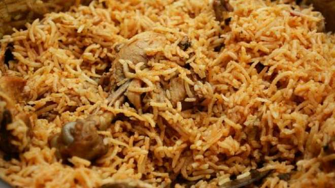 پاکستانی باورچی کی بریانی دُبئی والوں کے دِلوں پر راج کرنے لگی