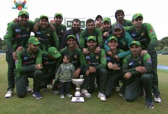 پاکستان نے ٹی ٹونٹی کرکٹ کا بڑا ریکارڈ بناڈالا